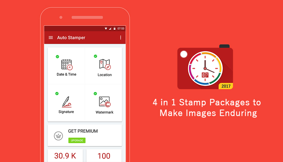 Auto Stamper Update – New Design and Stunning Features!