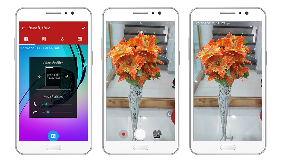 Add Date Stamp And Timestamp To Your Android Photos Auto