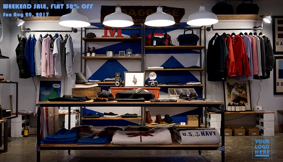 Advertise Discounts on your Shops and Stores Products effectively