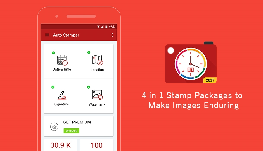 Update your Auto Stamper App Now!